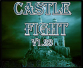 карта Castle Fight для warcraft 3