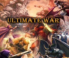 карта Ultimate War для warcraft 3